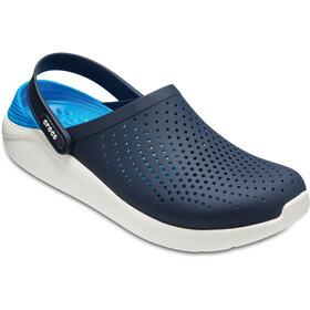 Crocs LiteRide Crocs, navy/white